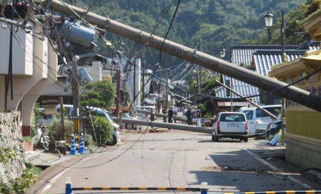 台風21号】滋賀県の被害状況。大...